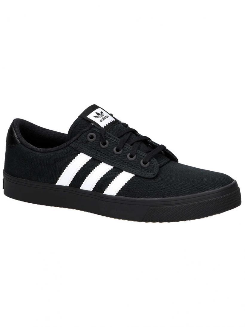 adidas Kiel Core Black/Ftwr White/Cor | Mens Skate Shoes