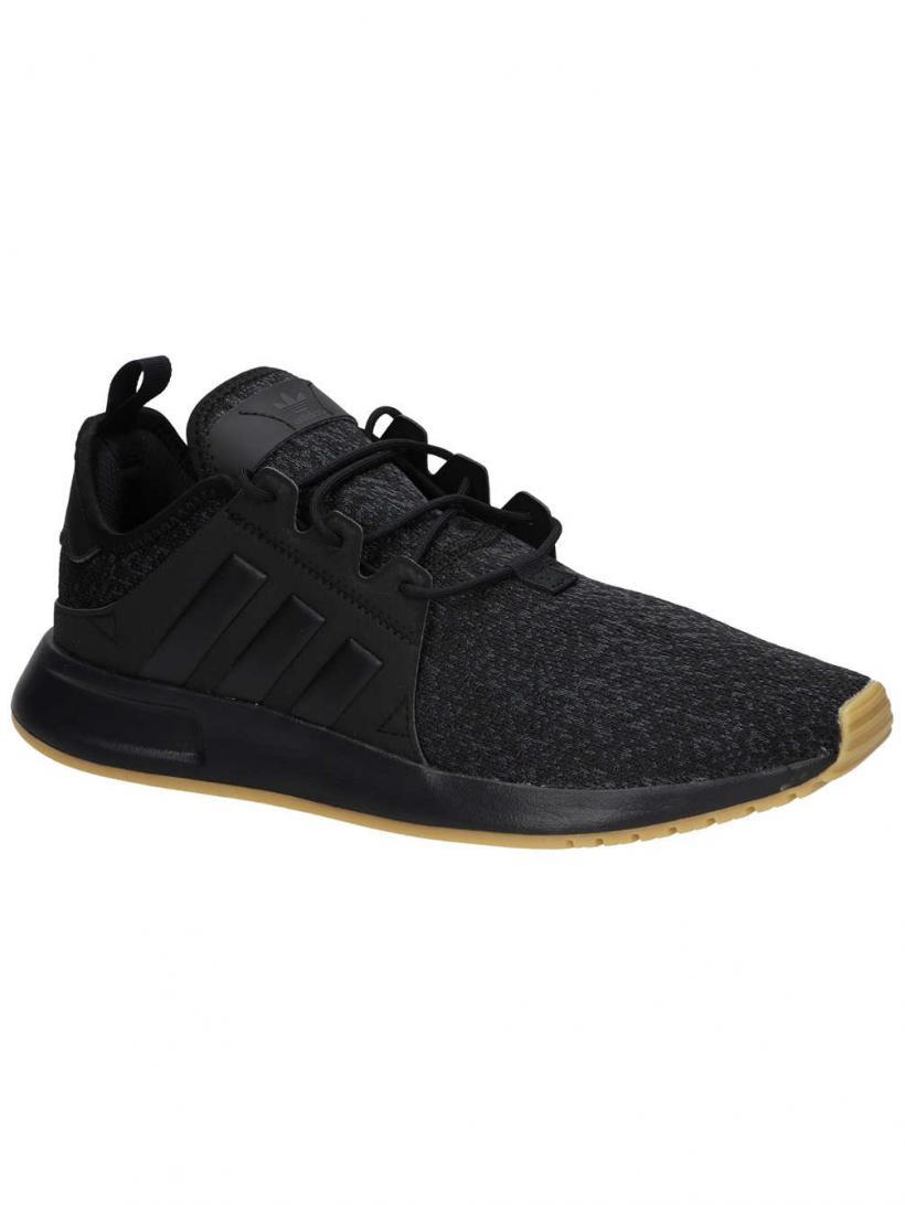 adidas Originals X_PLR Core Black/Carbon S18/Gum | Mens Sneakers