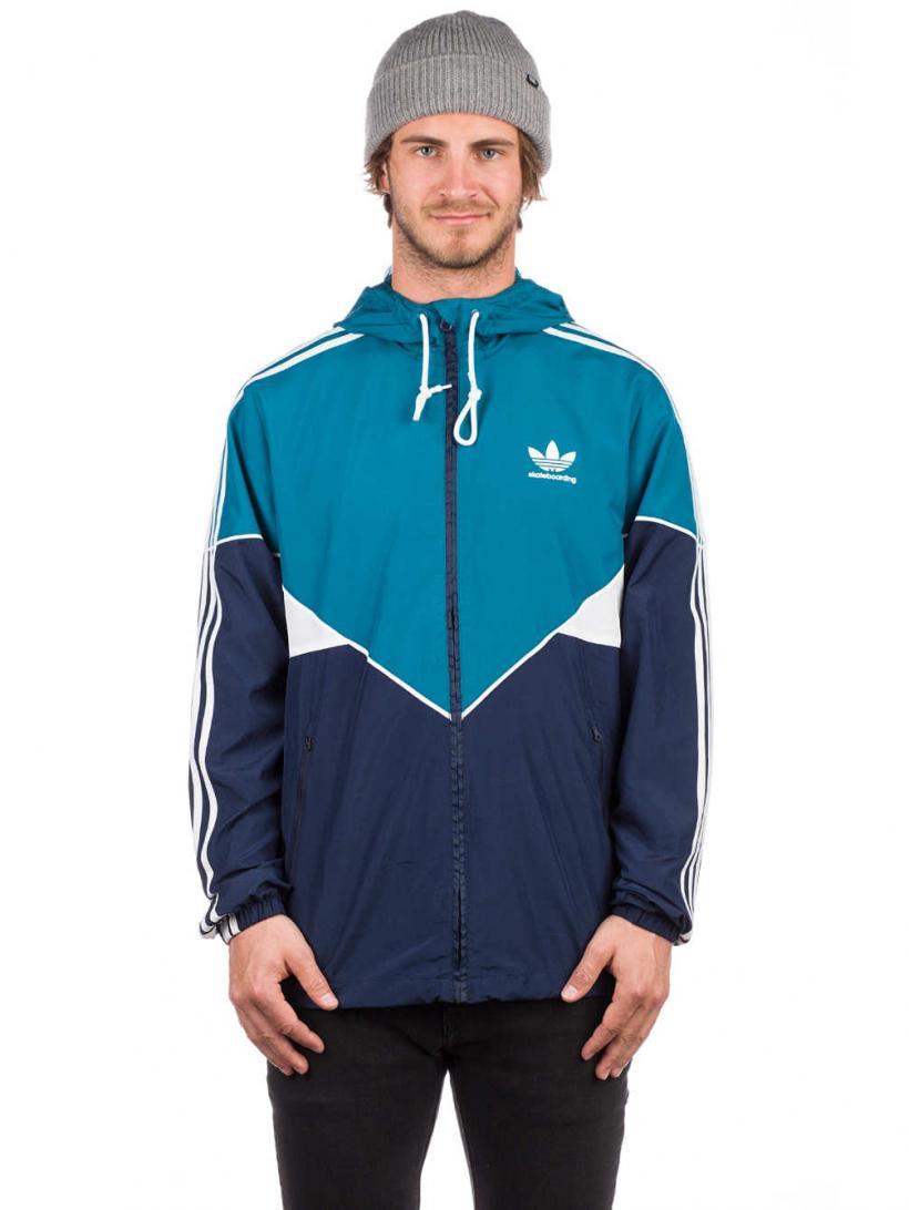 adidas Premiere Jacket Real Teal S18/Collegiate | Mens Jackets