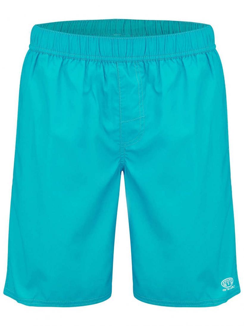 Animal Bahima Boardshorts Bluebird Blue | Mens Swimwear