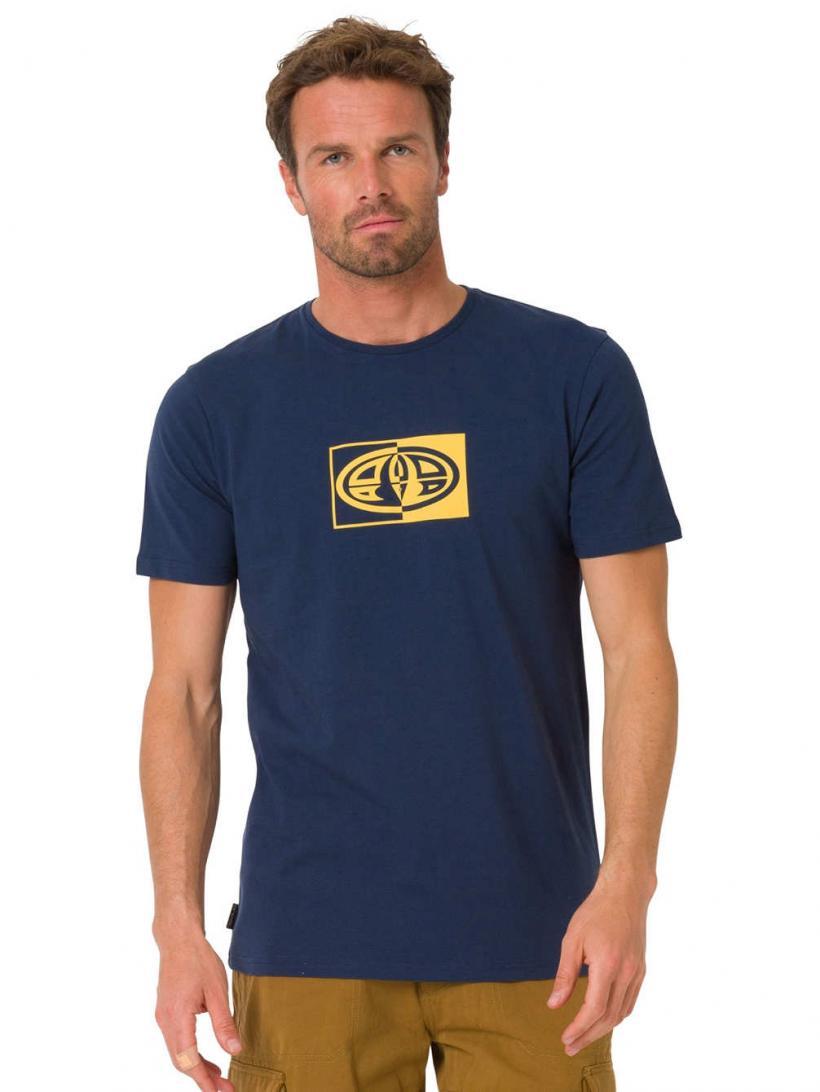 Animal Claw T-Shirt Dark Navy | Mens T-Shirts