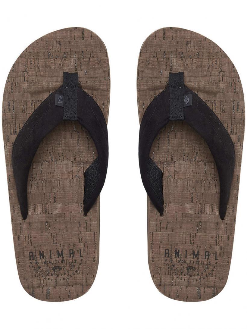 Animal Corky Brown | Mens Sandals