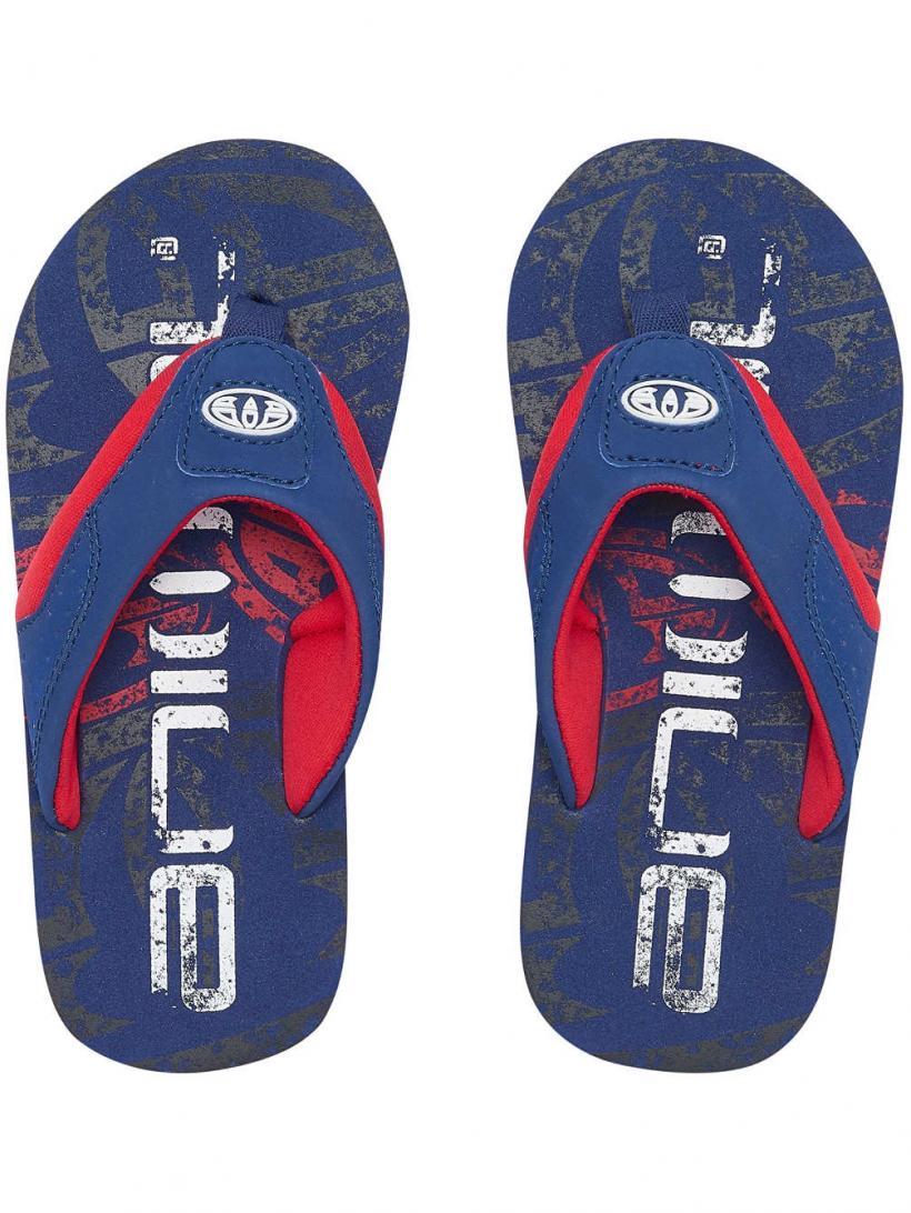 Animal Jekyl Logo Nautical Blue | Mens Sandals