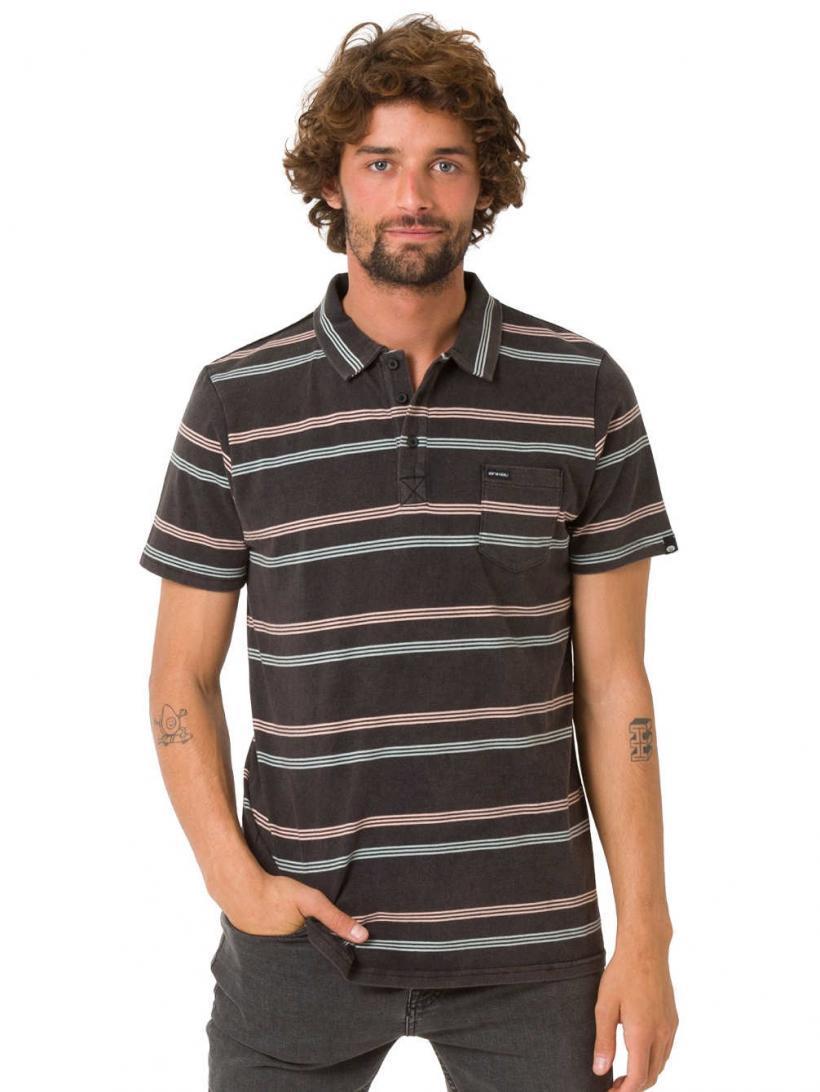 Animal Lyfer T-Shirt Black | Mens T-Shirts