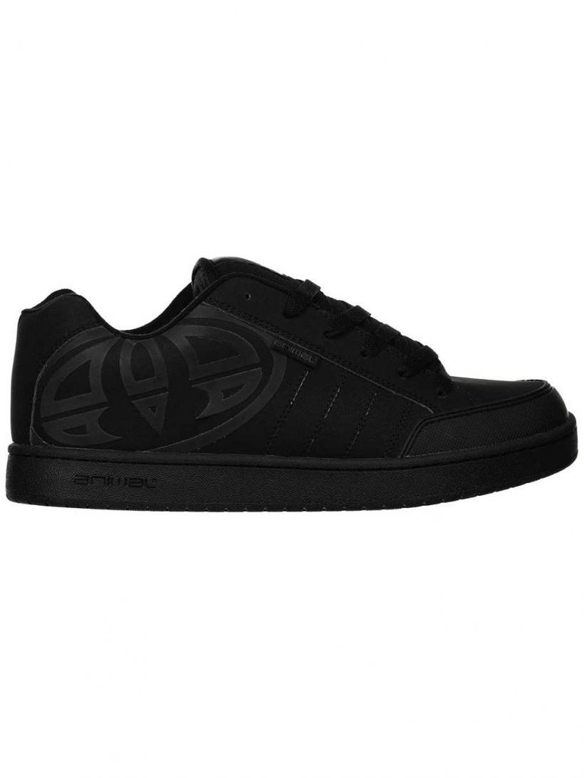 Animal Mitch Black | Mens Skate Shoes