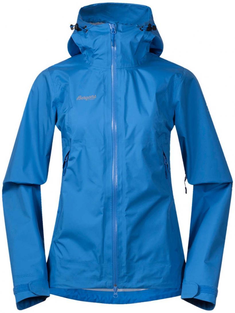 Bergans Letto Outdoor Jacket Cloudblue/Athensblue | Womens Jackets