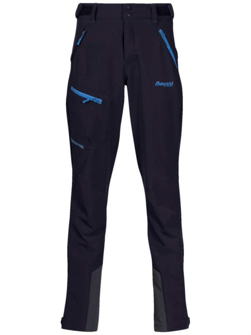 Bergans Sjoa Lt Pants Dk Navy/Cloudblue | Mens Chino Pants