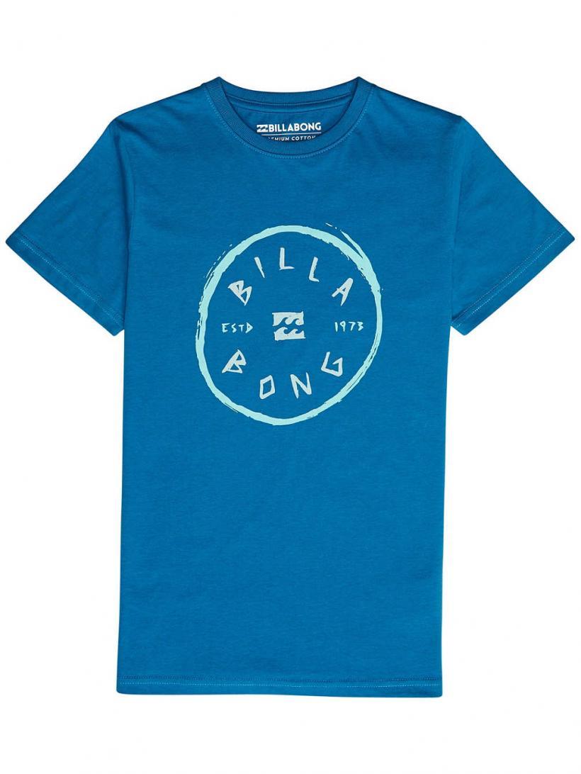 Billabong Rotohand T-Shirt Royal | Mens T-Shirts