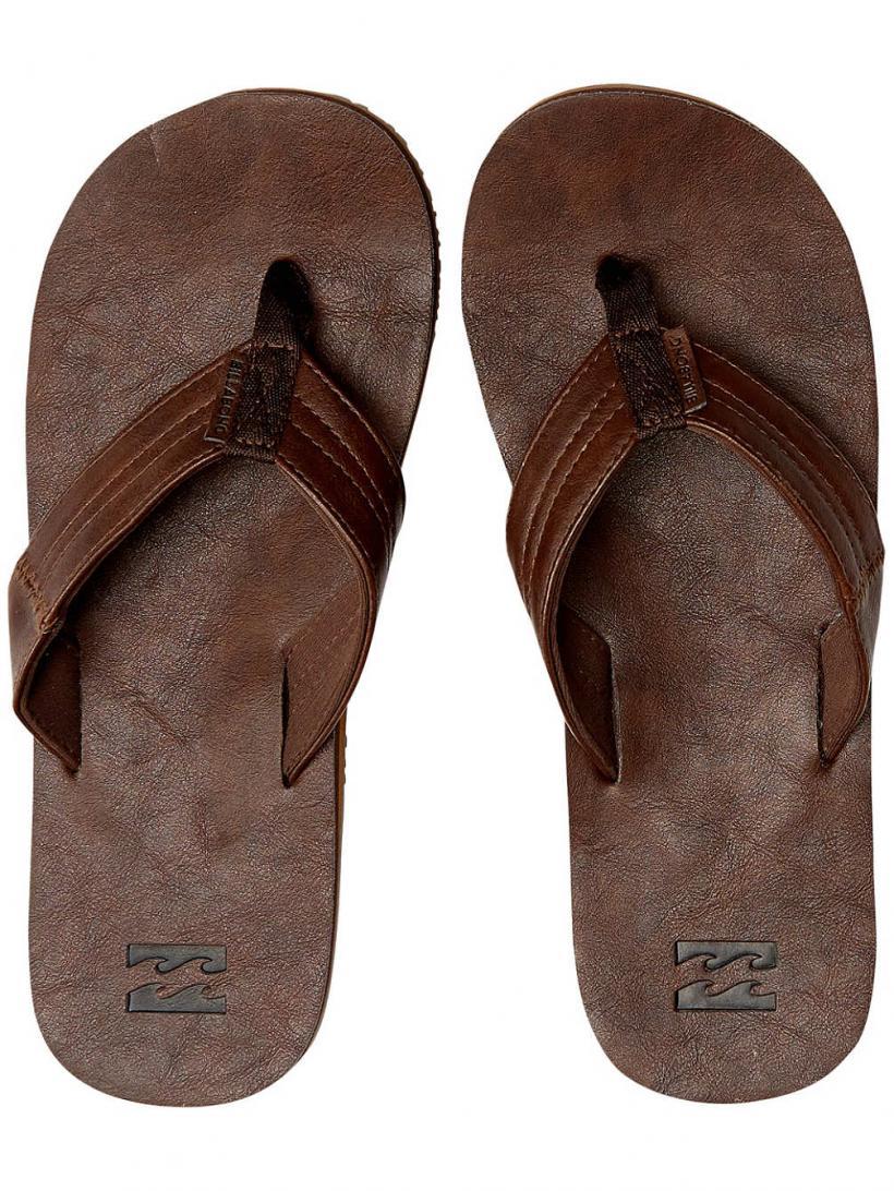 Billabong Seaway Classic Chocolate | Mens Sandals