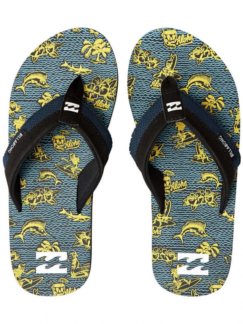 Billabong Slappy Multi | Mens Sandals