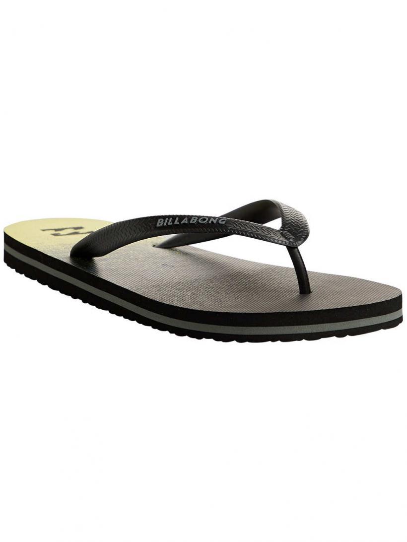 Billabong Tides 73 Stripe Yellow | Mens Sandals