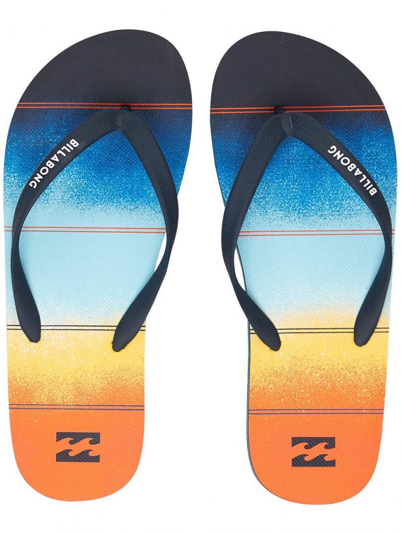 Billabong Tides Frederico Orange | Mens Sandals