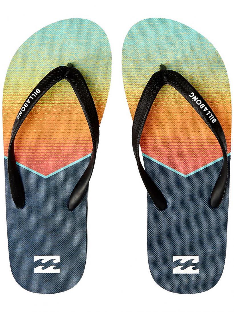 Billabong Tides Northpoint Orange | Mens Sandals