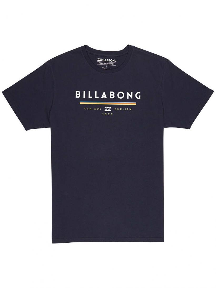 Billabong Unity T-Shirt Navy | Mens T-Shirts