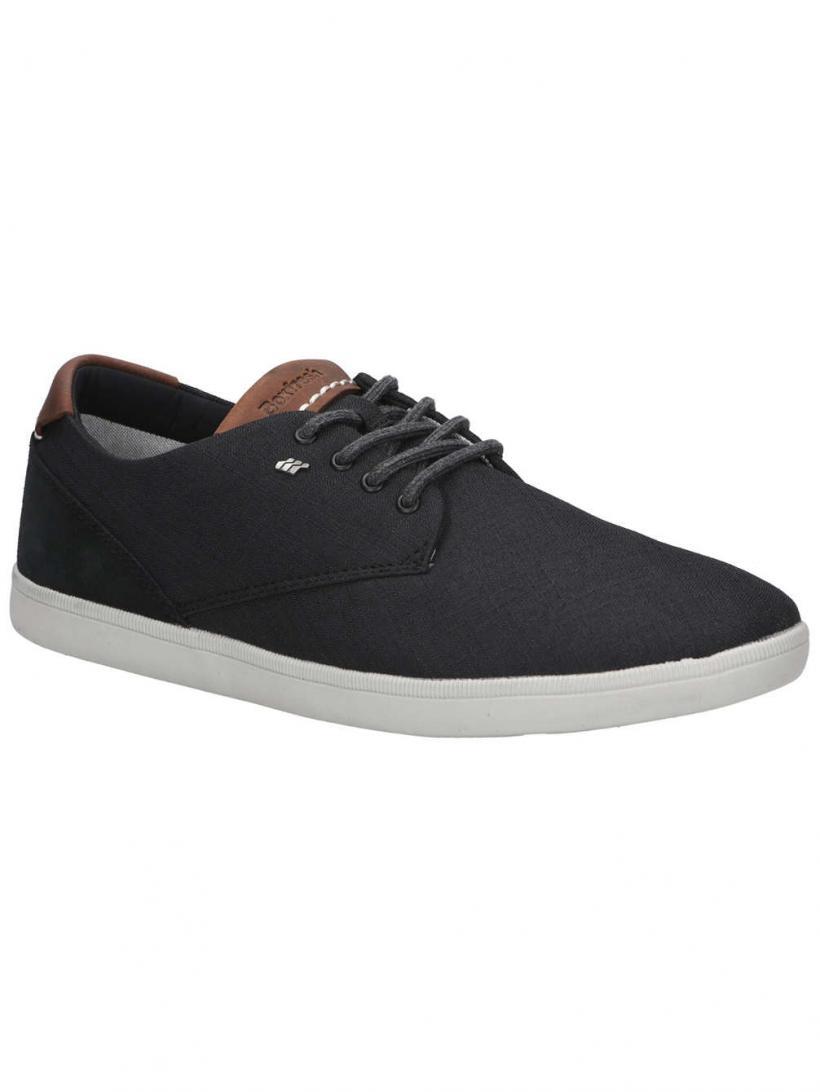 Boxfresh Henning Black   Mens Sneakers