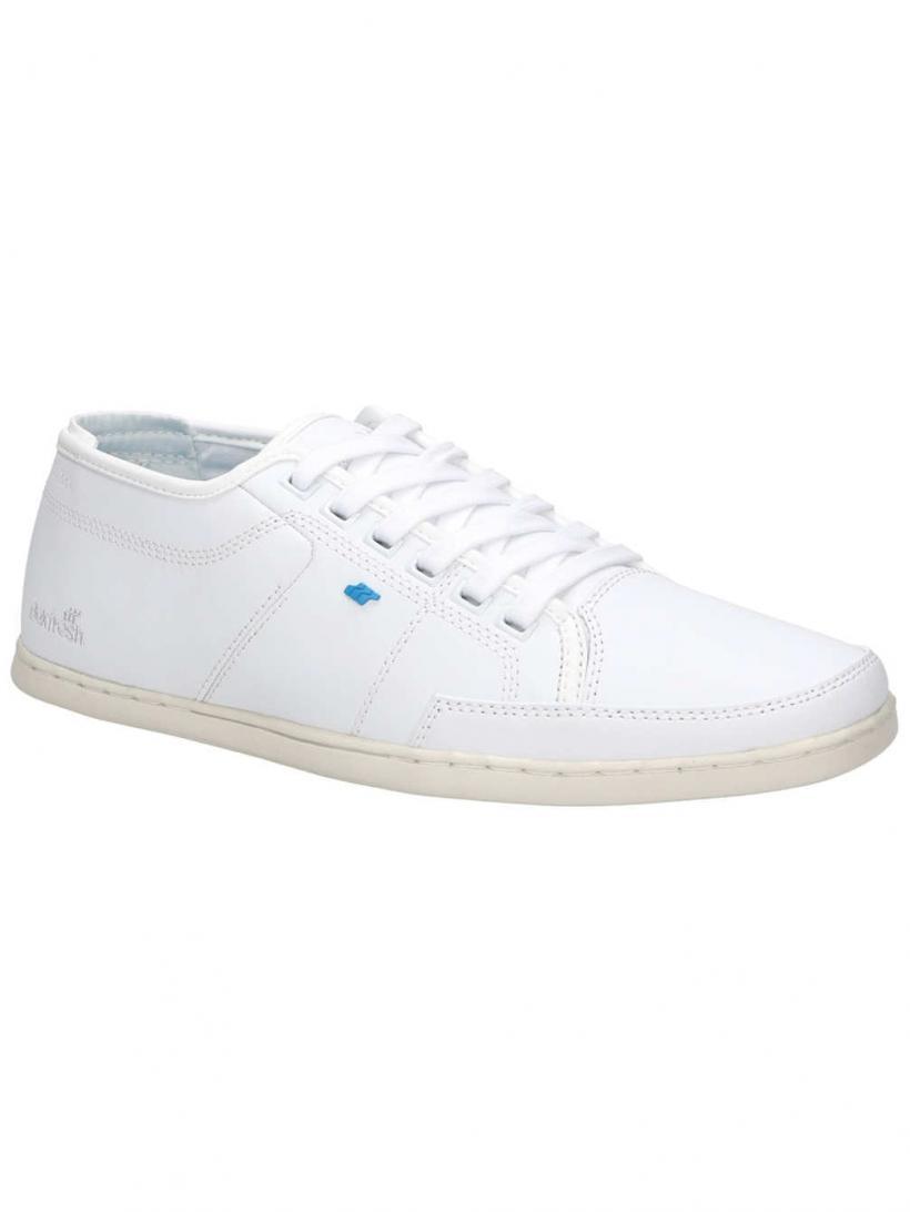 Boxfresh Sparko White   Mens Sneakers