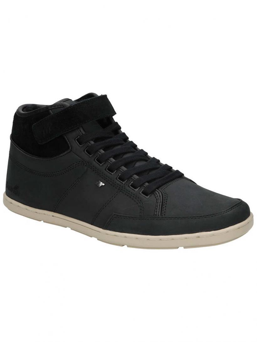 Boxfresh Swich Blok Black | Mens Winter Shoes