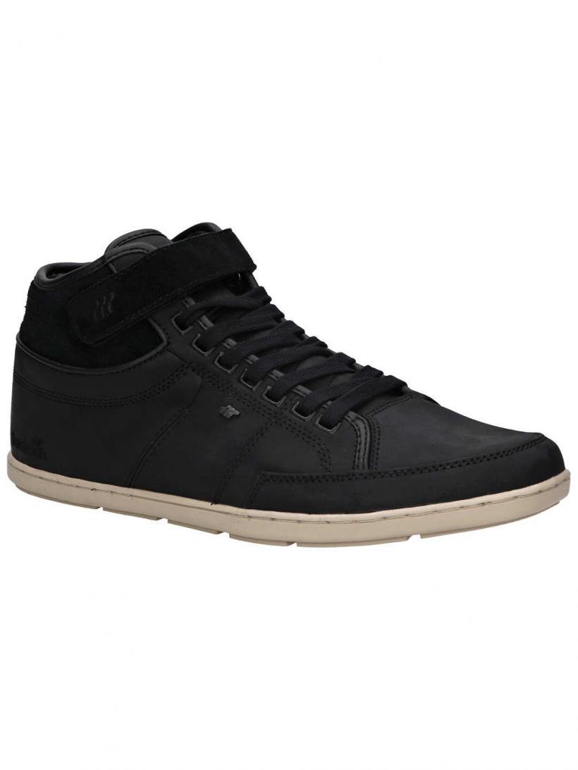 Boxfresh Swich Blok Black/Black | Mens Winter Shoes