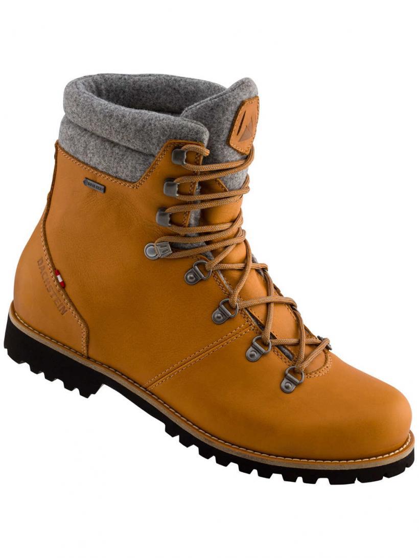 Dachstein Jakob Gore-Tex Cognac | Mens Winter Shoes