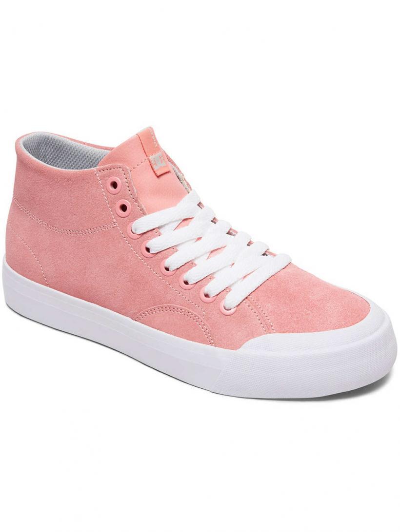 DC Evan HI Zero SE Pink | Mens/Womens Sneakers