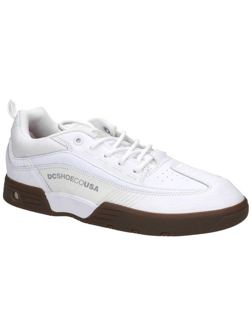 DC Legacy 98 Slm White/Gum | Mens Sneakers