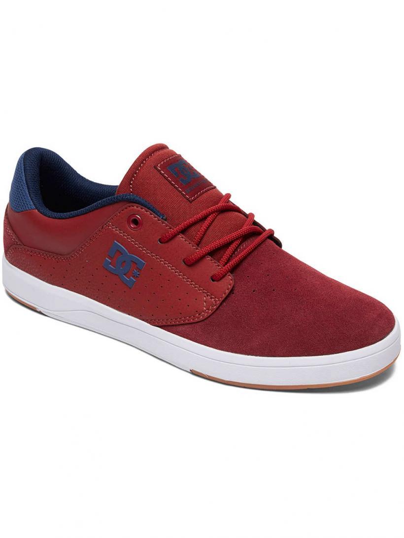 DC Plaza TC Burgundy | Mens Sneakers