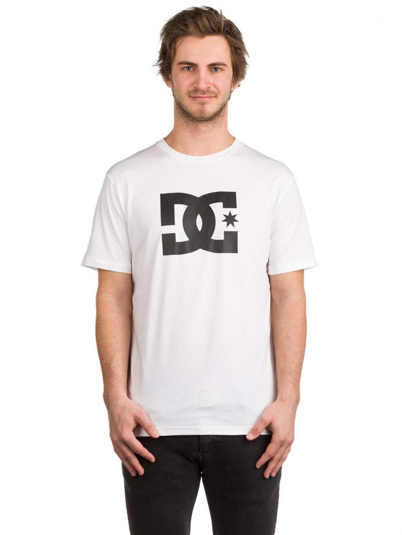 DC Star T-Shirt Snow White   Mens T-Shirts