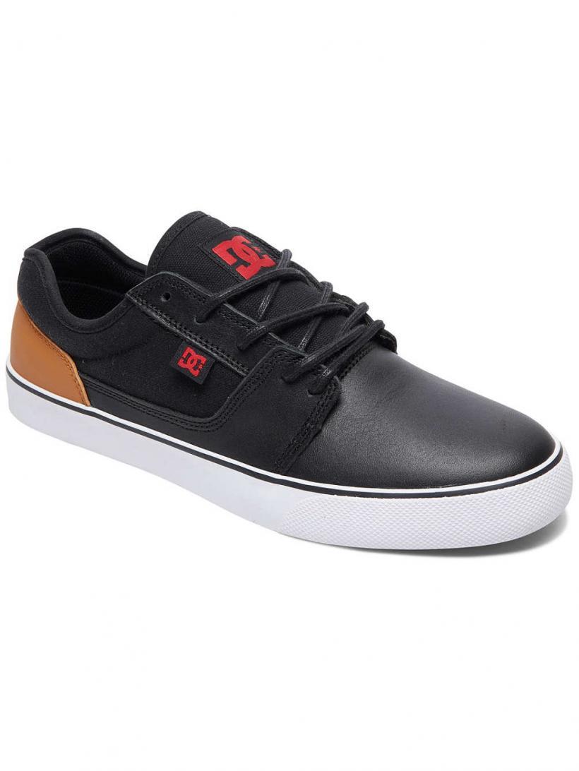 DC Tonik SE Black/Camel | Mens Sneakers