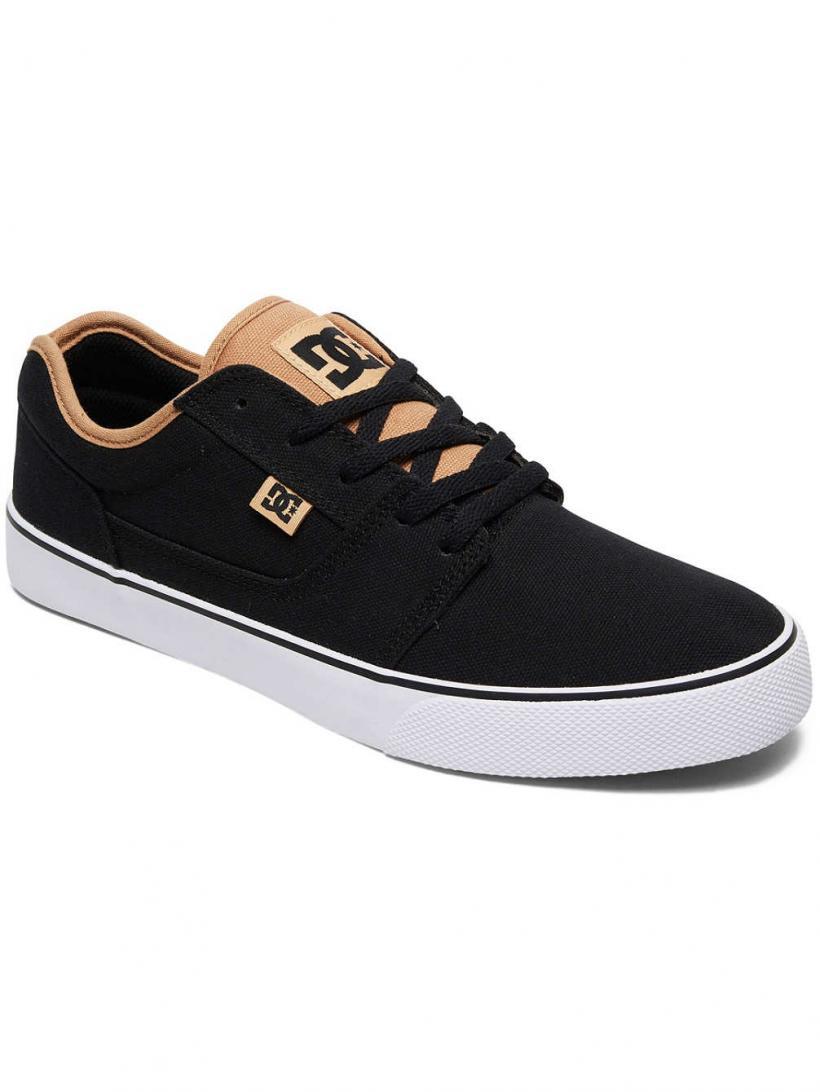 DC Tonik TX Black/Khaki   Mens Sneakers