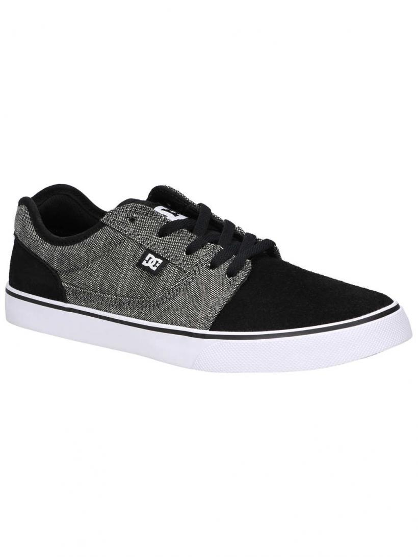DC Tonik TX SE Black/Battleship/White | Mens Sneakers