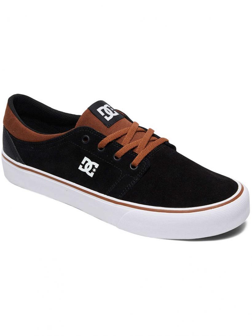 DC Trase SD Black/Brown/Black | Mens Sneakers
