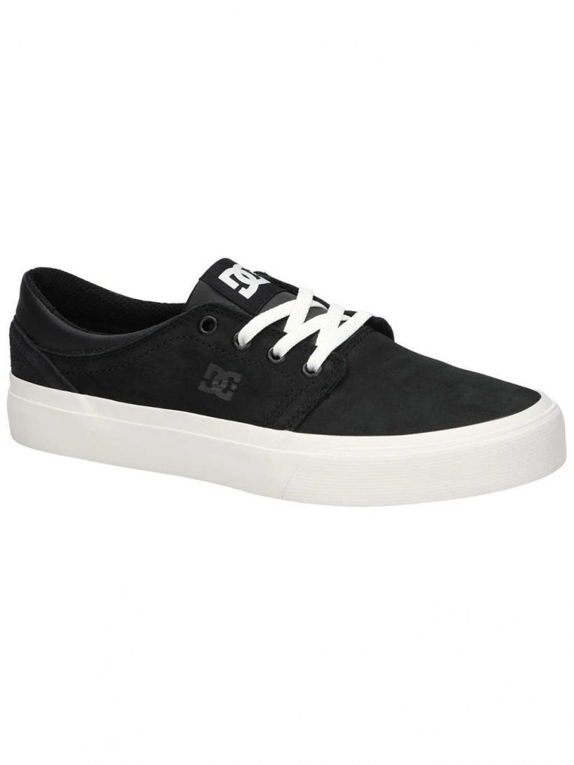 DC Trase SE Black/Cream | Mens/Womens Sneakers