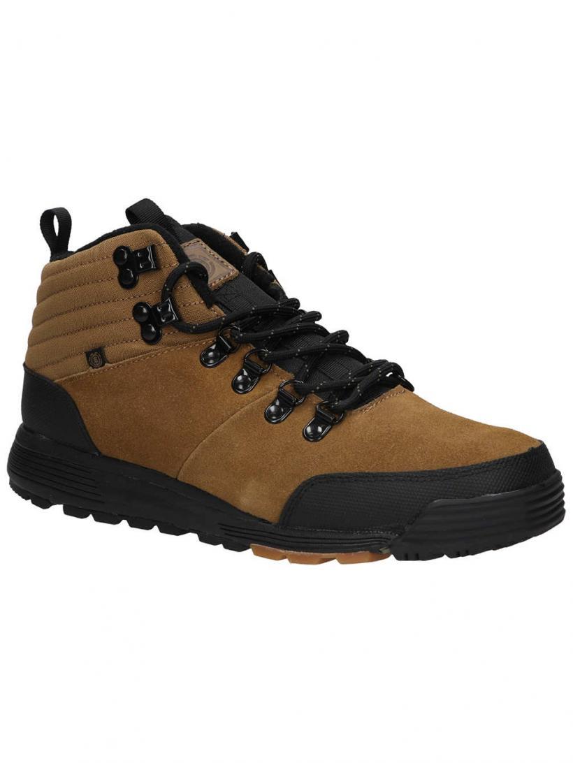 Element Donnelly Light Breen Black | Mens Winter Shoes