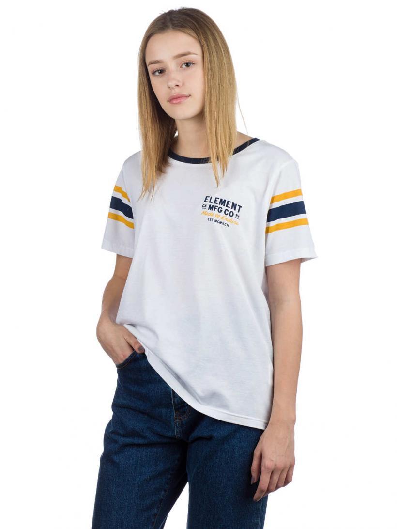 Element Enough T-Shirt White | Mens/Womens T-Shirts