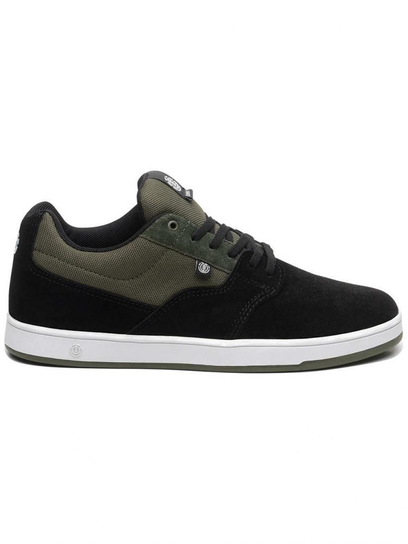 Element Granite Black Moss | Mens Skate Shoes