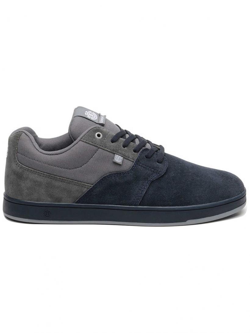 Element Granite Navy Grey | Mens Skate Shoes