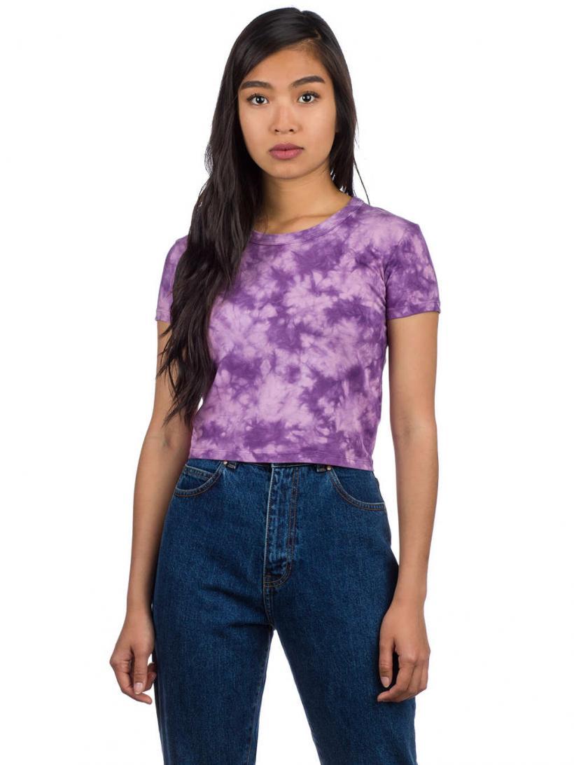 Empyre Nishana T-Shirt Lupine/Paisley Purple | Mens/Womens T-Shirts