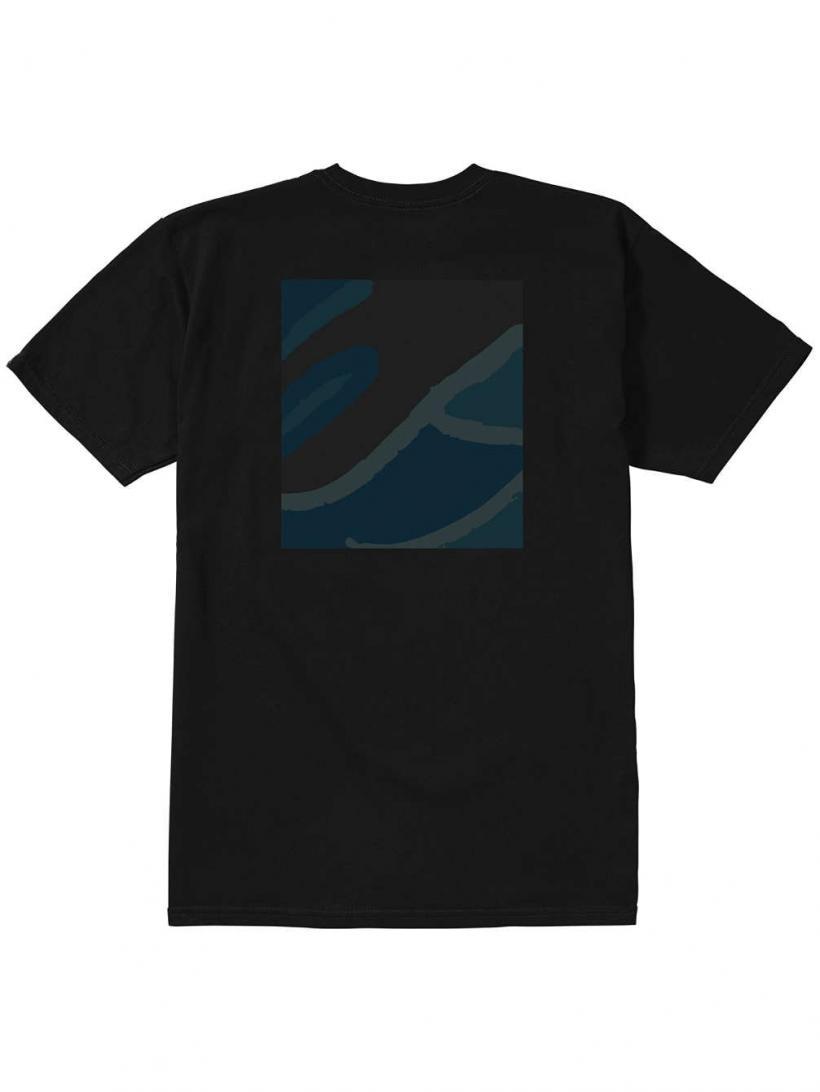 Es Color Field T-Shirt Black | Mens T-Shirts