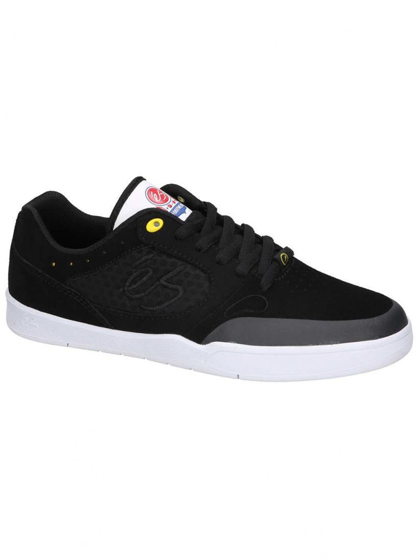 Es Swift 1.5 Black/Yellow | Mens Sneakers