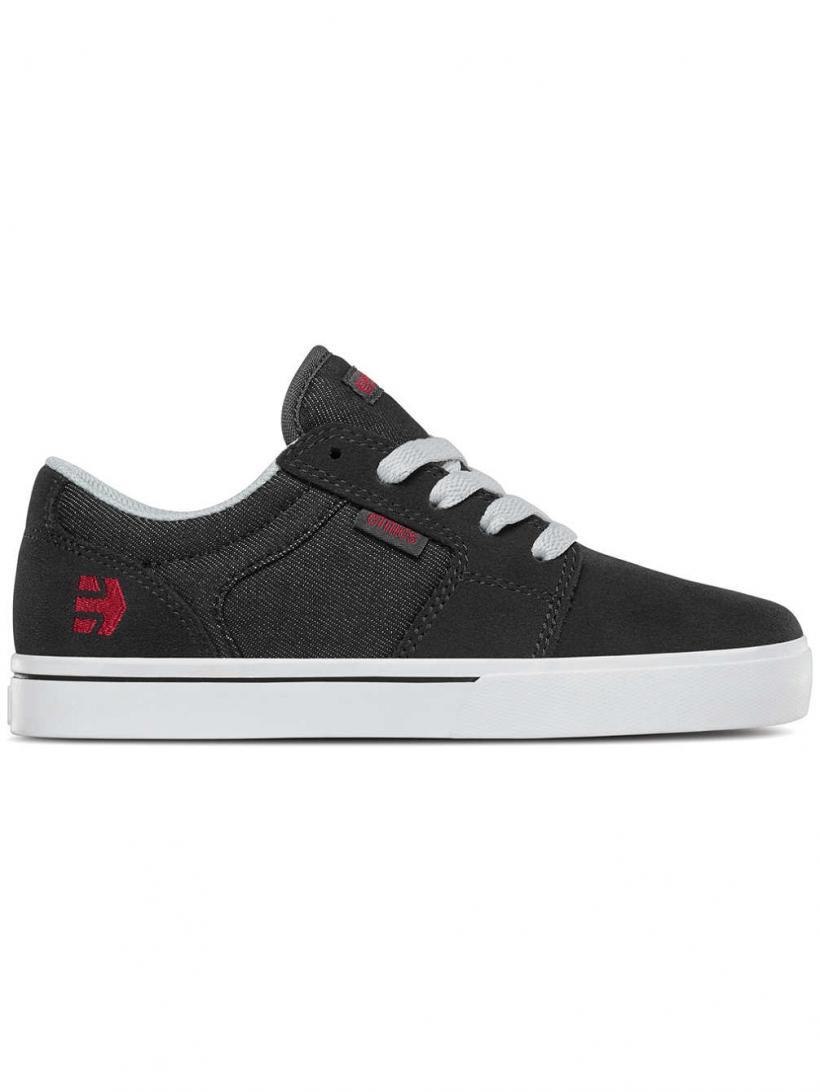 Etnies Barge LS Charcoal | Mens Skate Shoes