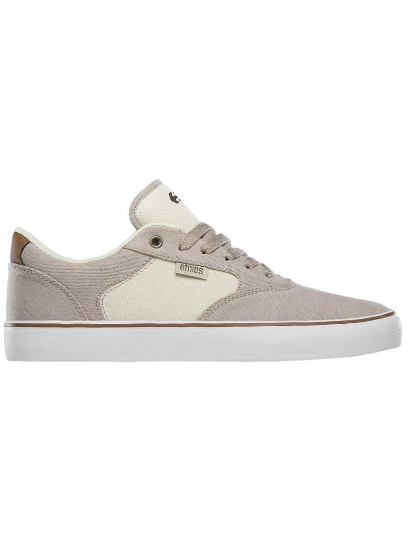 Etnies Blitz Brown/Tan   Mens Skate Shoes