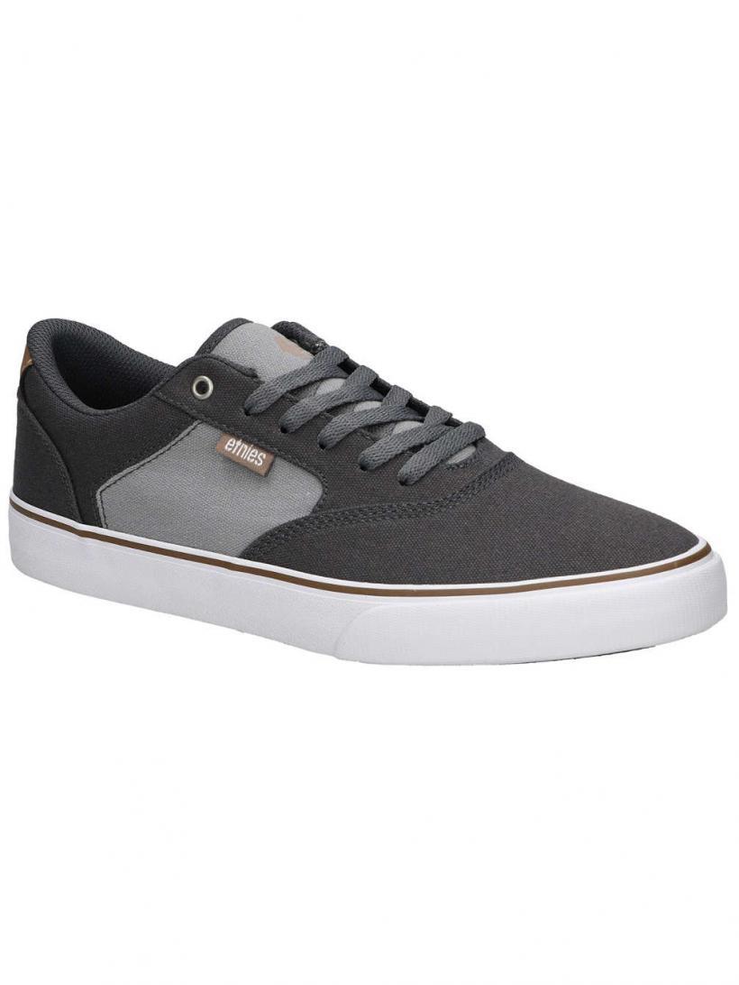 Etnies Blitz Grey/Light Grey | Mens Sneakers