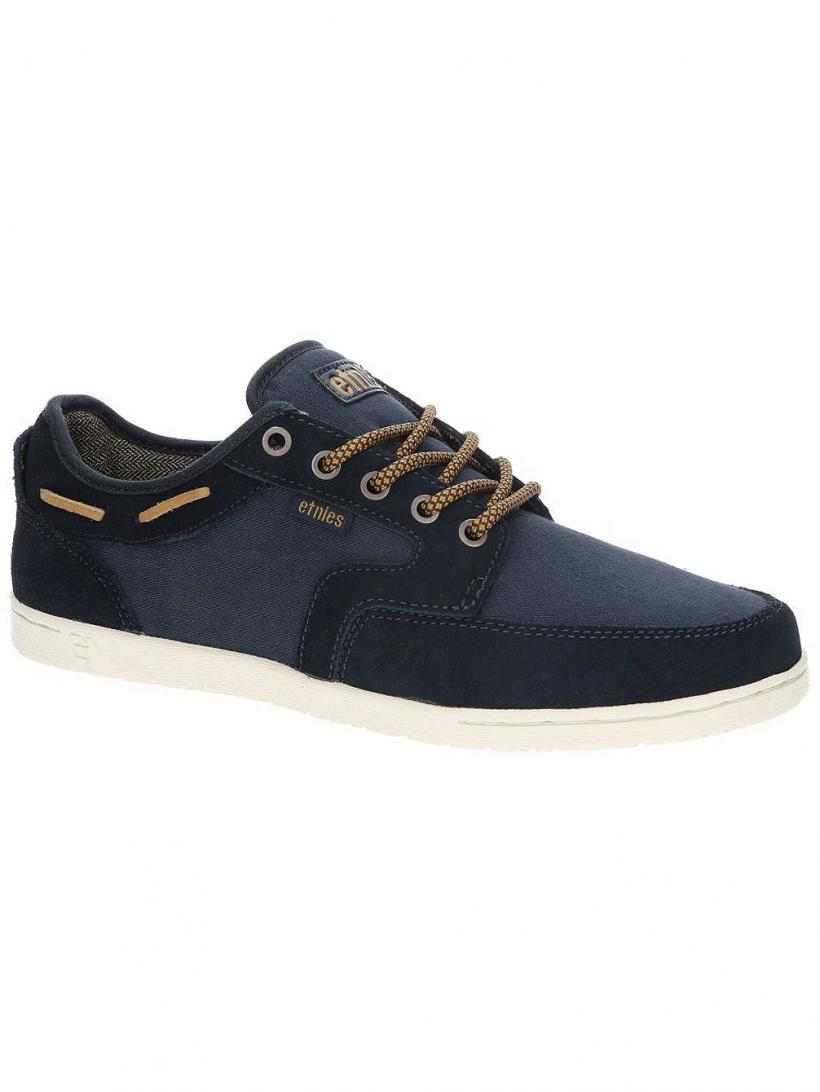 Etnies Dory Navy/Brown/White | Mens Sneakers