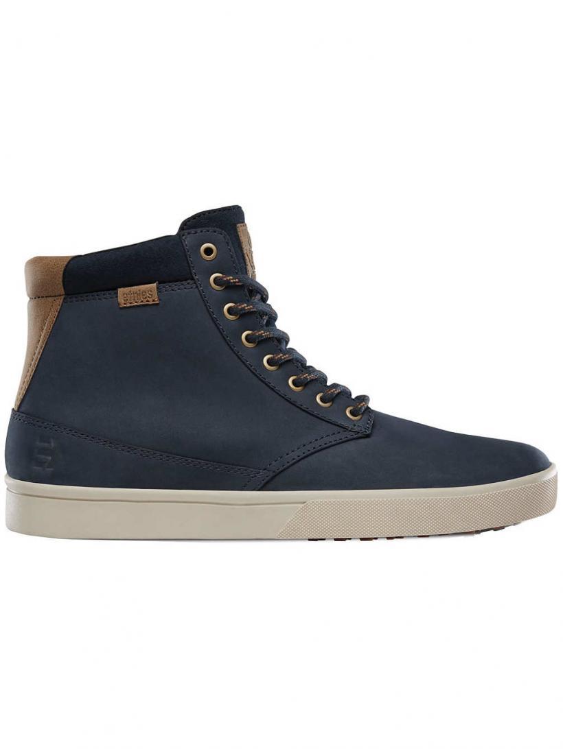 Etnies Jameson HTW Navy   Mens Winter Shoes