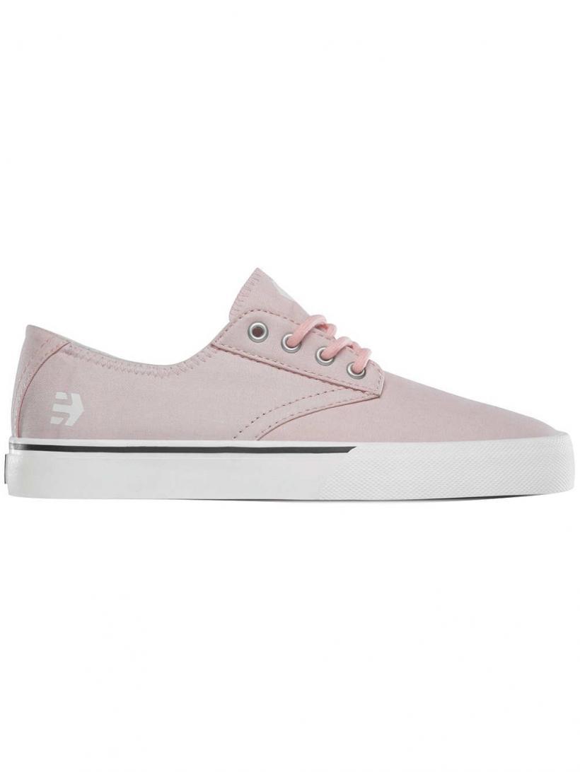 Etnies Jameson Vulc LS Pink | Mens/Womens Sneakers