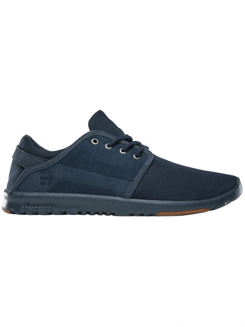 Etnies Scout Navy/Navy/Gum   Mens Sneakers