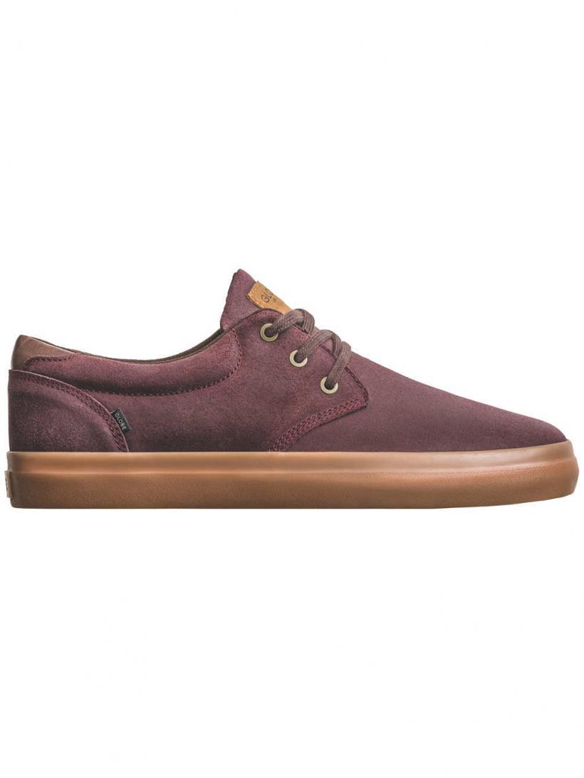 Globe Willow Rum Raisin/Gum   Mens Skate Shoes