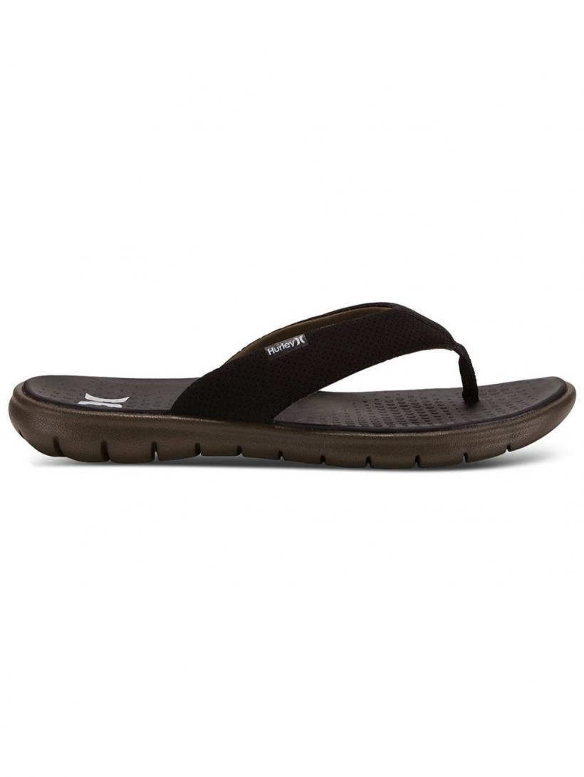 Hurley Flex 2.0 Pure Platinium/Black | Mens Sandals