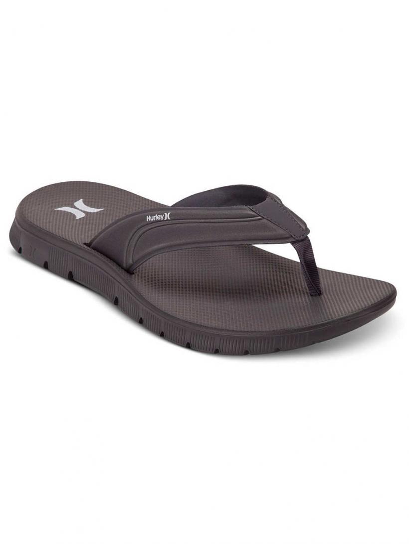 Hurley Fusion 2.0 Dark Grey | Mens Sandals
