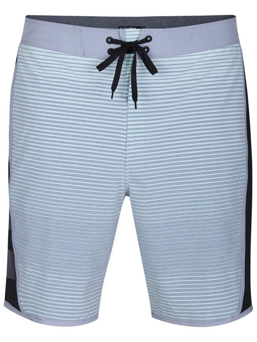Hurley Phantom Motion Stripe Boardshorts Mint Foam | Mens Swimwear